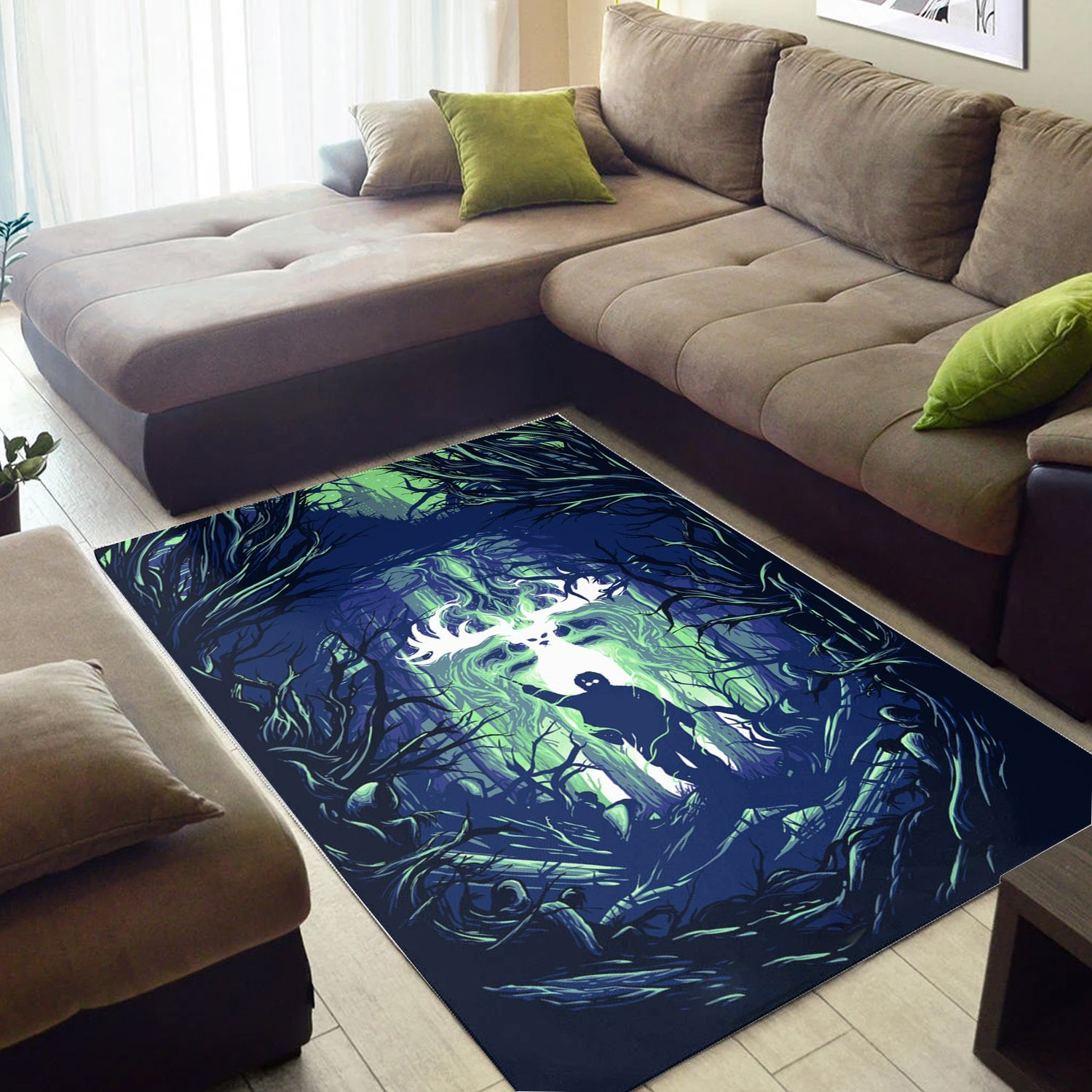 Harry Potter Series Rug
