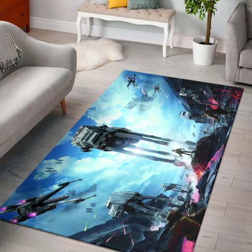 Star Wars Battlefront Rug