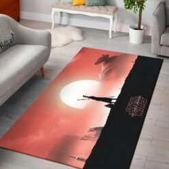 Star Wars Force Awakens Sci Fi Rug