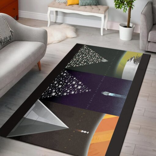 Star Wars Return Of The Jedi Rug
