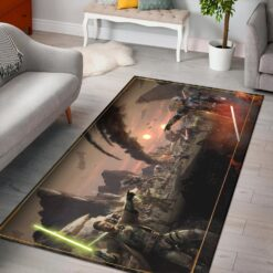 Star Wars Old Republic Rug