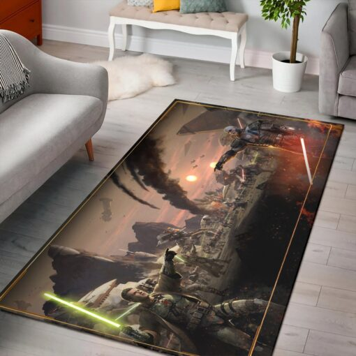 Star Wars Old Republic Rug