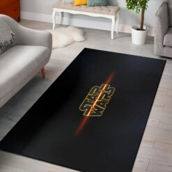 Logo Star Wars Rug