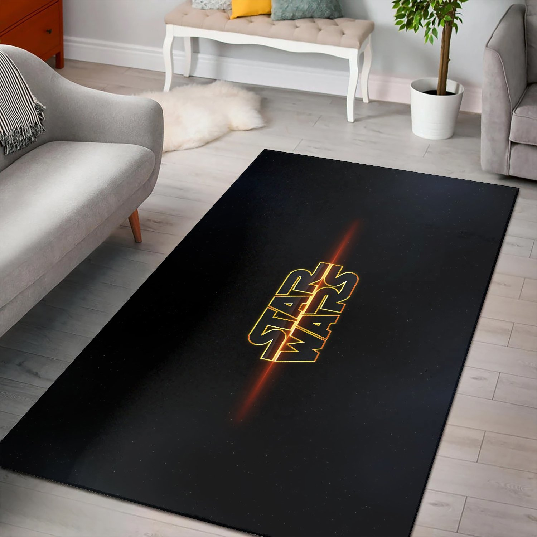 Logo Star Wars Rug