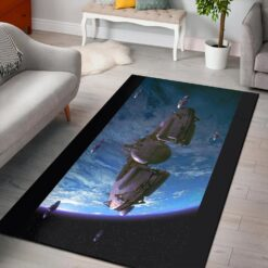 Phantom Menace Star Wars Rug