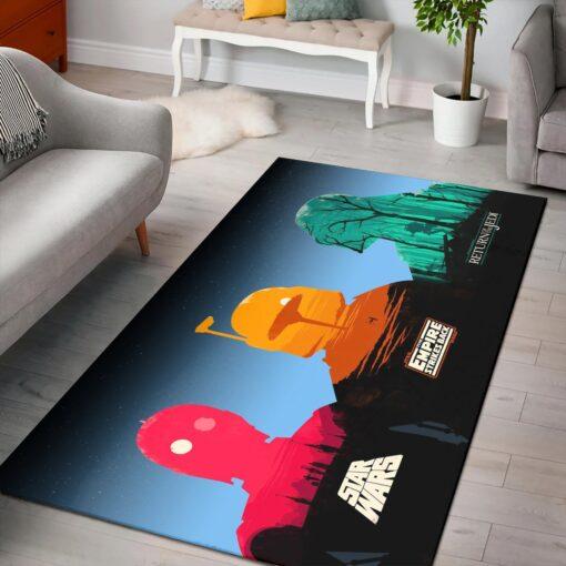 Posters Vader Star Wars Rug