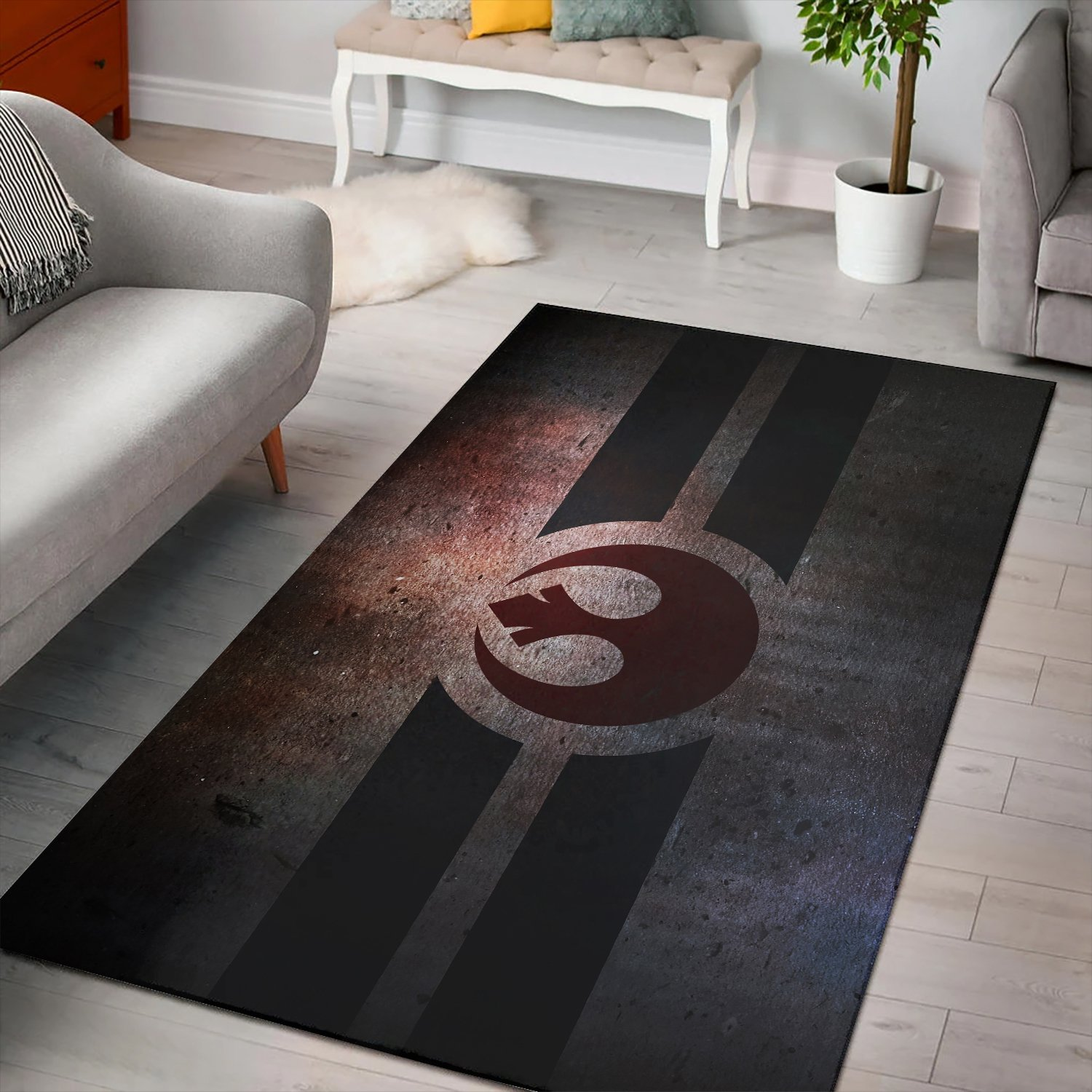 Rebellion Star Wars Rug