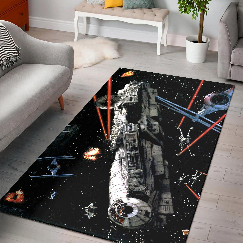 Jedi Sci Fi Star Wars Rug
