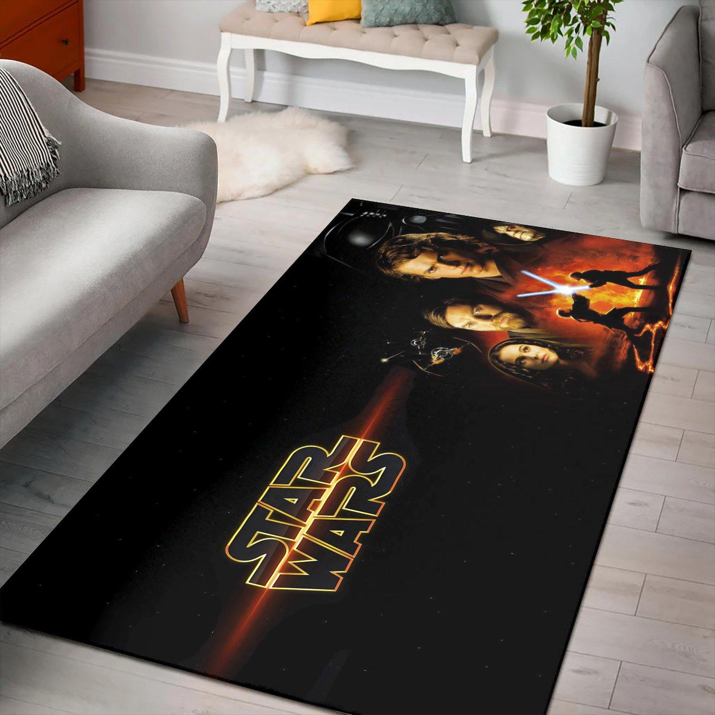 Star Wars Revenge Sith Rug