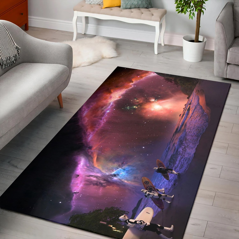 Star Wars Sci Fi Futuristic Rug