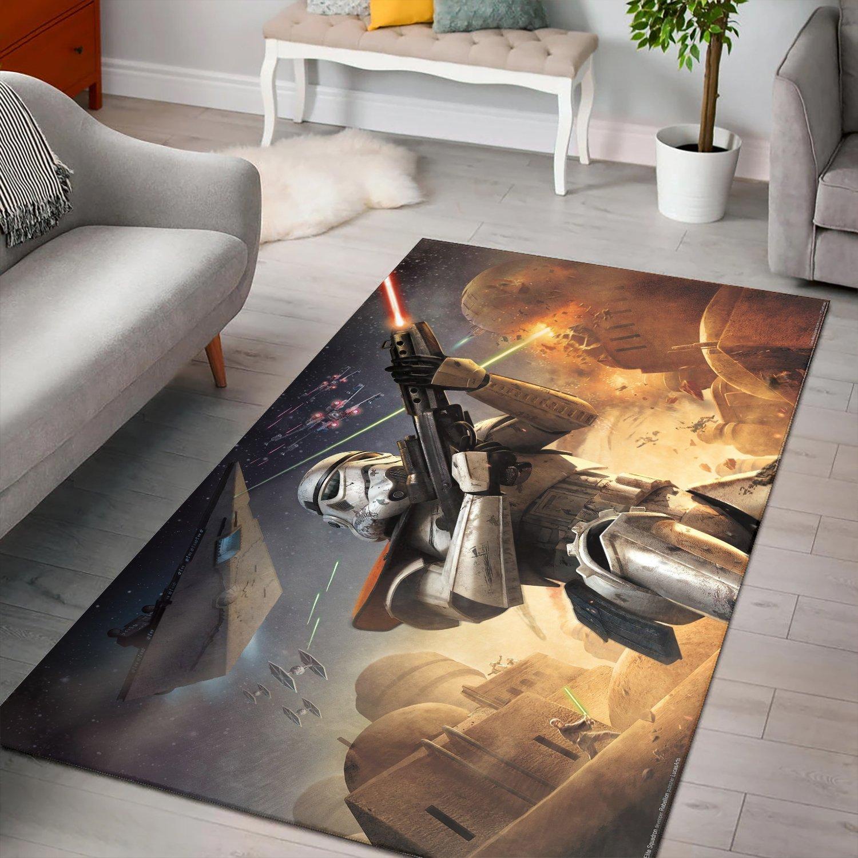 Games Stormtroopers Star Wars Rug