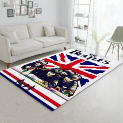 Amazing The Beatles Rug