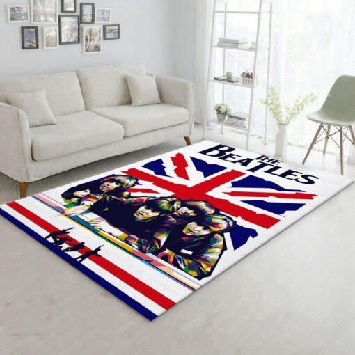 Amazing The Beatles Rug