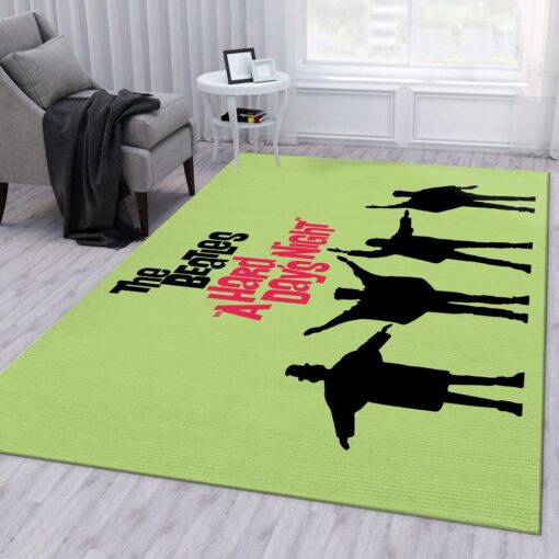 Hard Day's Night Rug