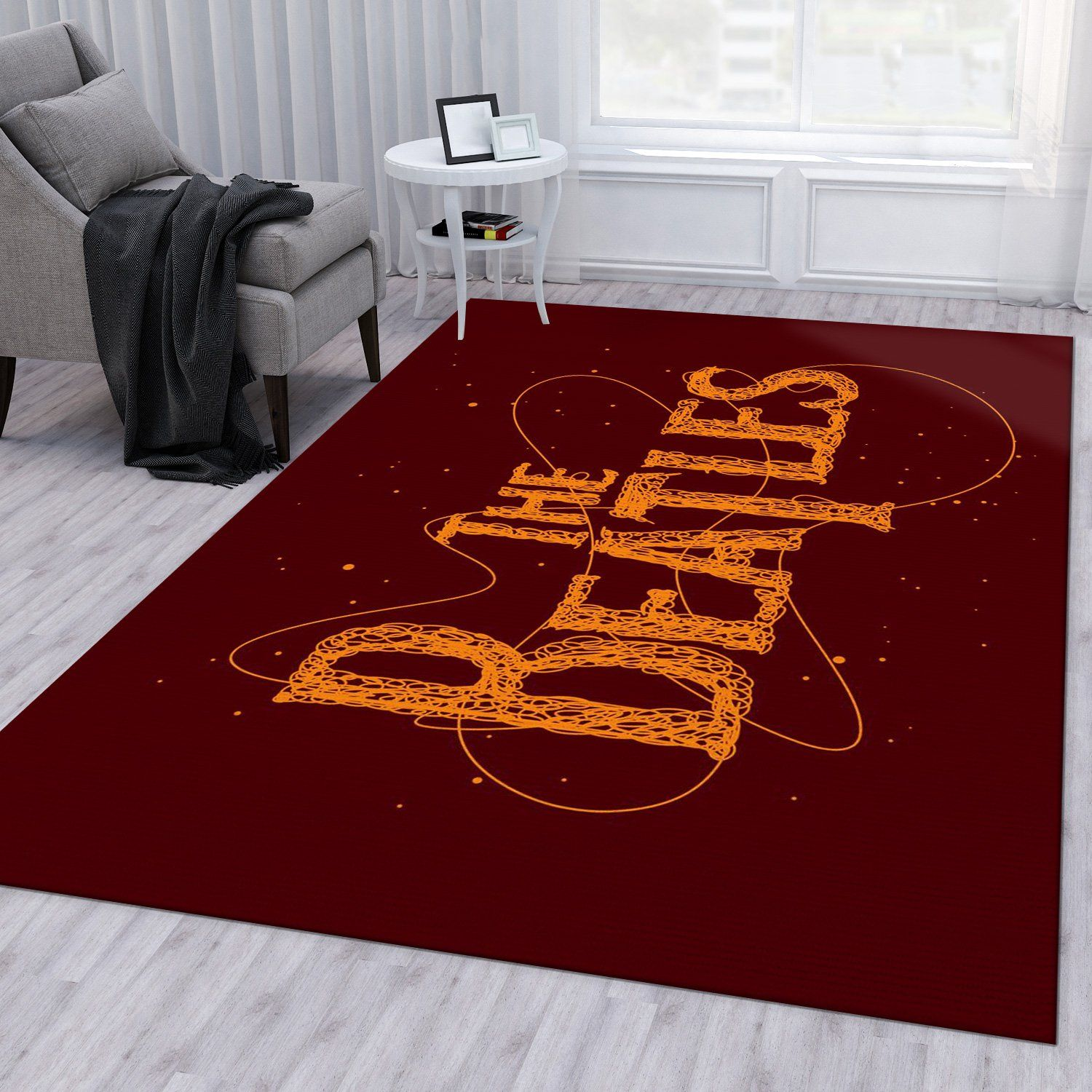 The Beatles Liverpool Rug