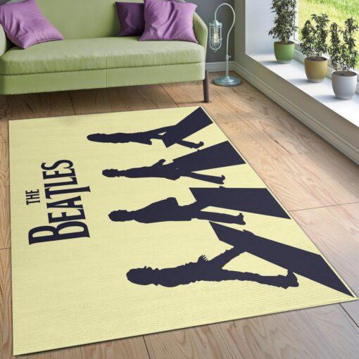 The Beatles Walk Rug