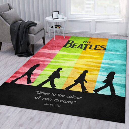 Beatles The Band Rug