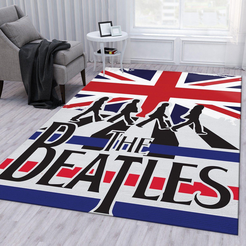 Abbey Road Beatles Rug