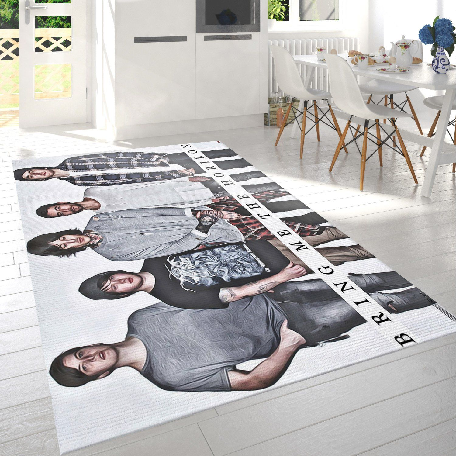 Bring Me The Horizon RugBring Me The Horizon Rug