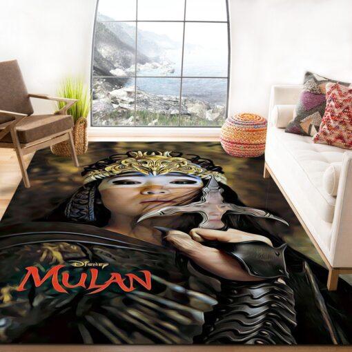 Disney Mulan Witch Rug