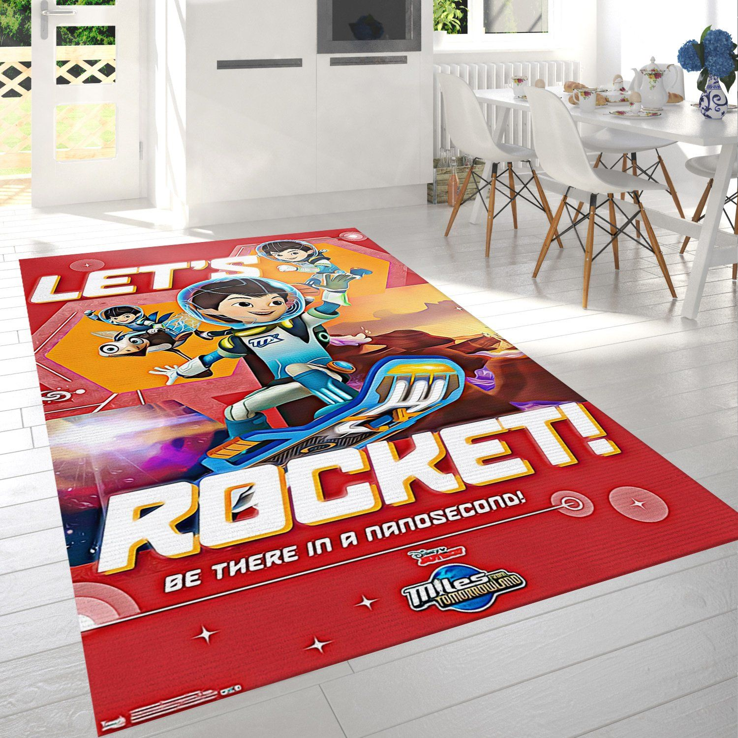 Miles From Tomorrowland Rug