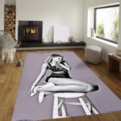 Ariana Grande My Everything Rug
