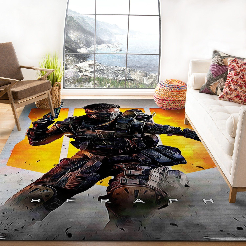 Call Of Duty Mobile Rug