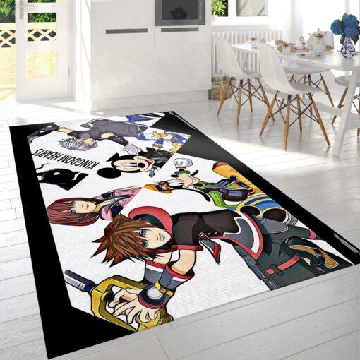 Kingdom Hearts Sora Rug