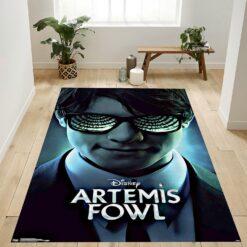 Artemis Fowl Rug
